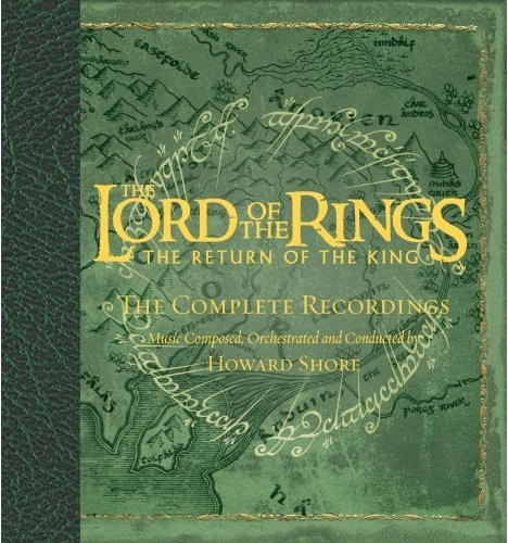 the lord of the rings return of the king soundtrack
