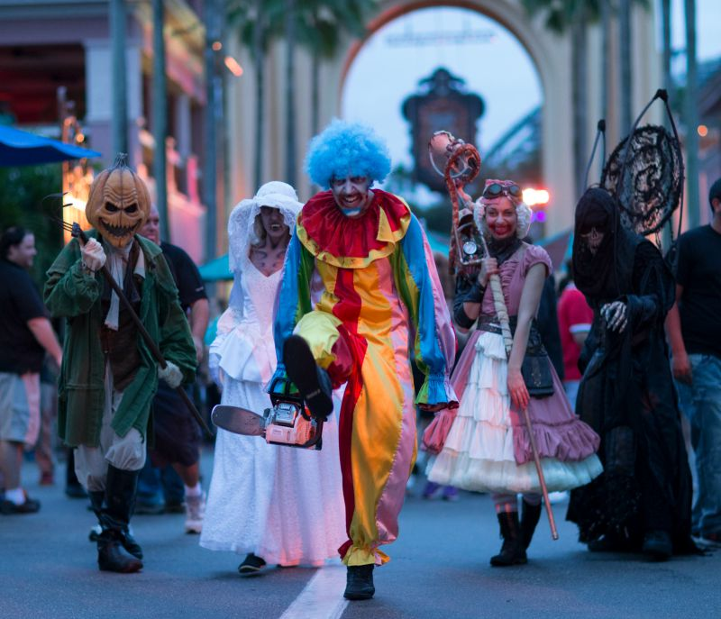 Universel Orlando Halloween Horror Nights 2015