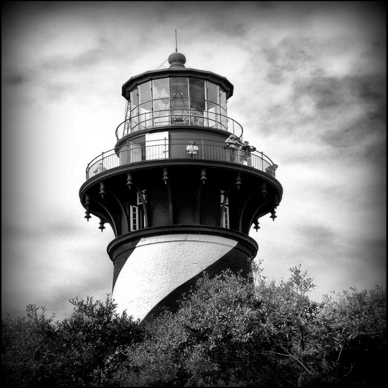 Haunted Places in Florida St. Augustine Lighthouse