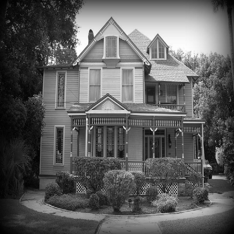 Haunted Places in Florida Seven Sisters Inn