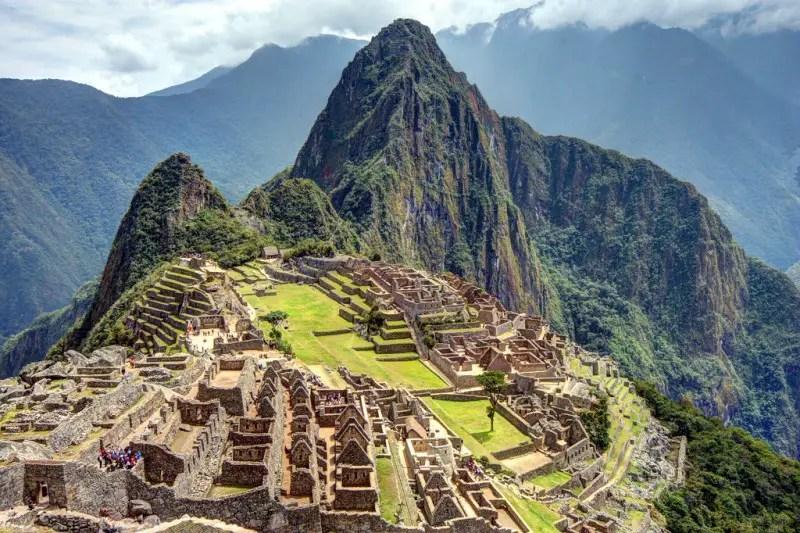 Machu Picchu marijuana legalization weed tourism