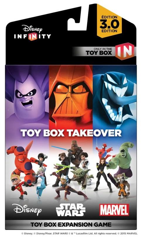 Disney Infinity 3.0 Toy Box Expansion