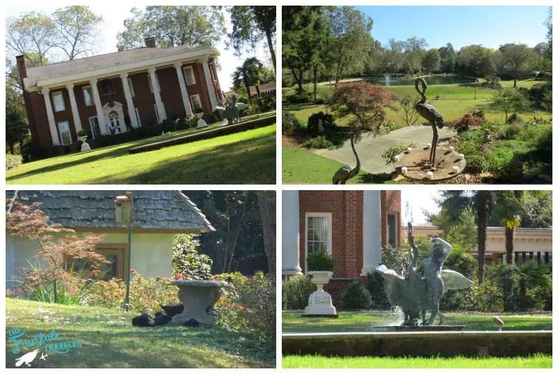 The Lockwood Mansion in Covington