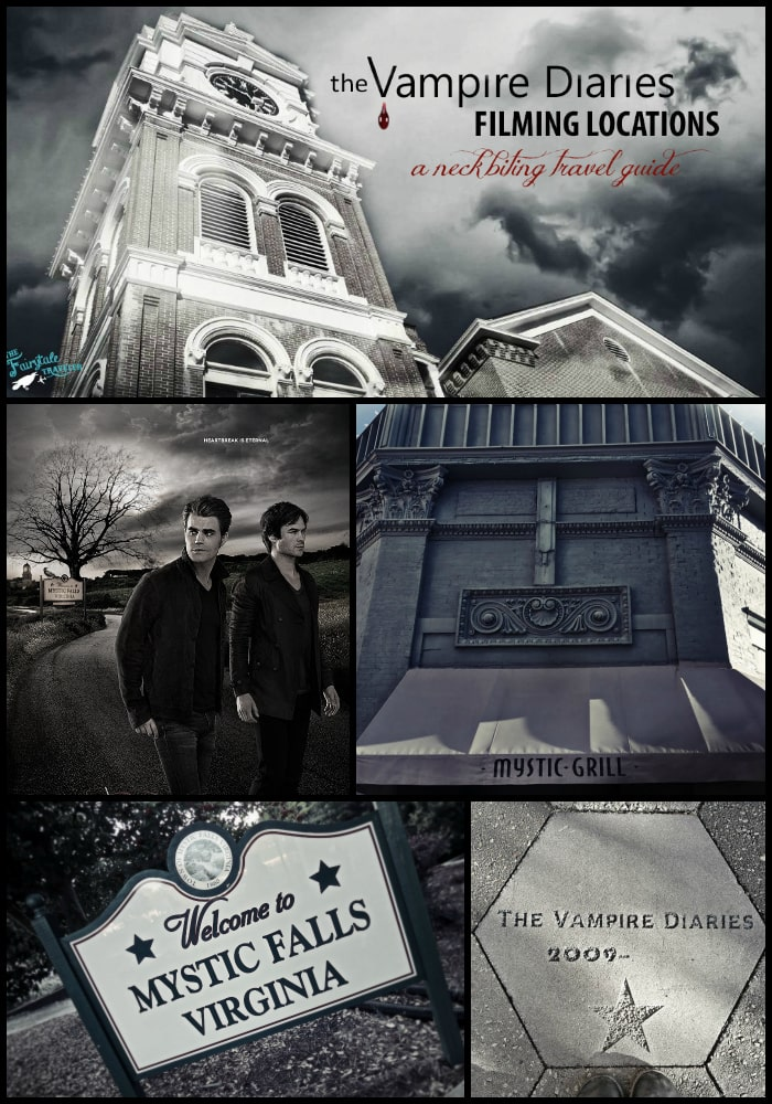 The Vampire Diaries filming locations
