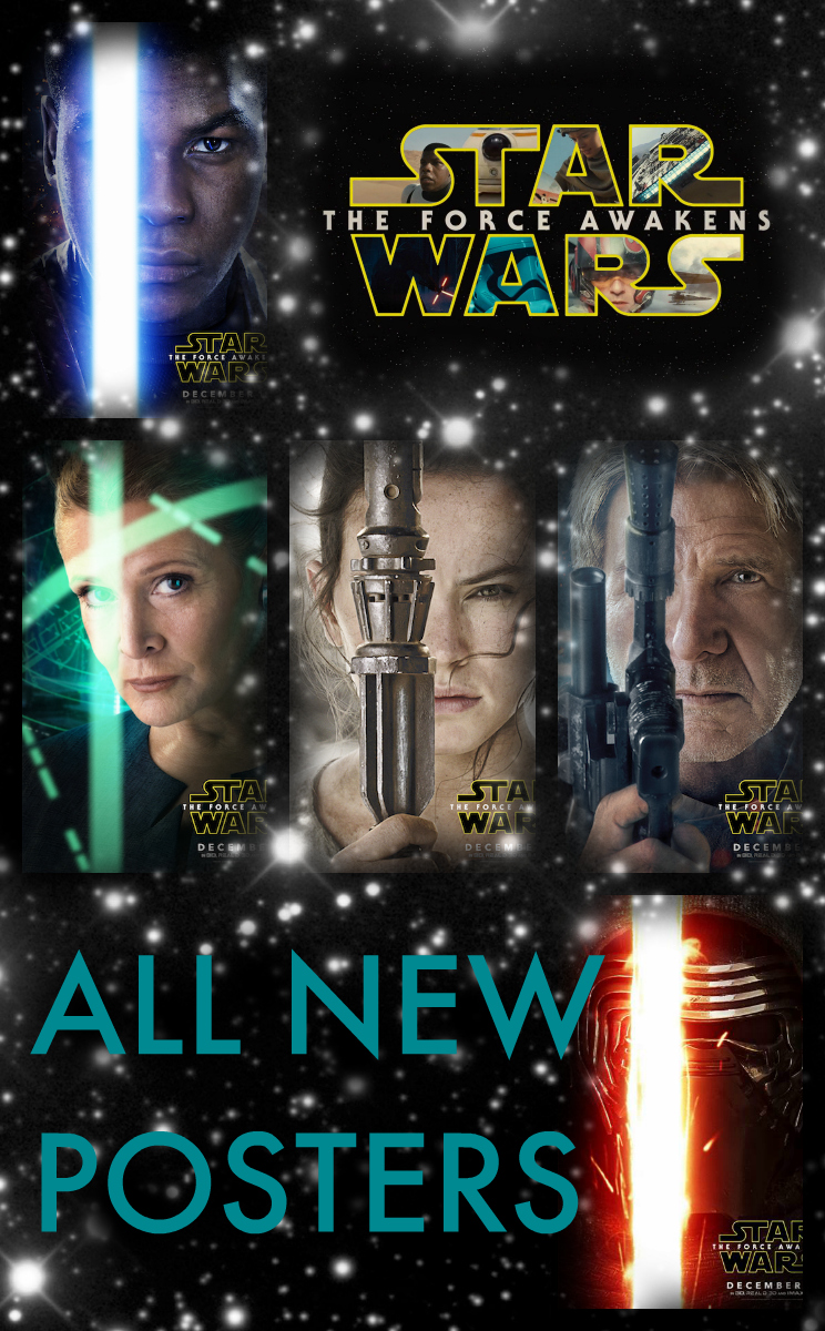 New Star Wars Posters