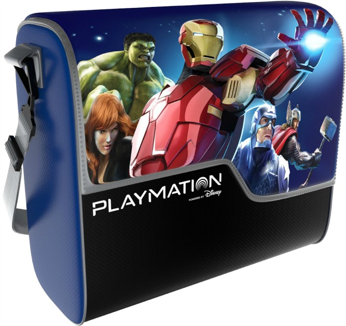 Playmation Avengers Lab Gear Bag_front