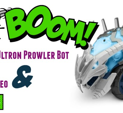 Playmation Ultron Prowler Bot