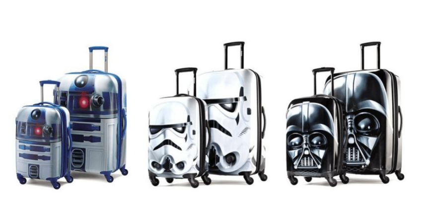 Star Wars Luggage