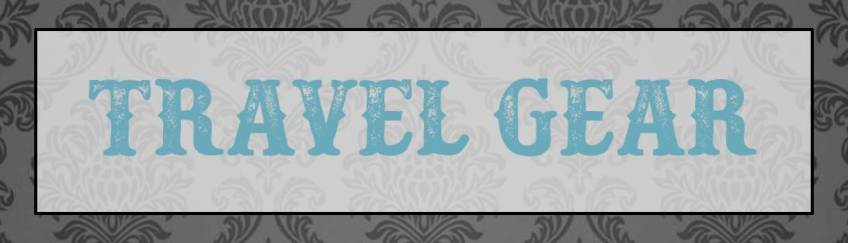 Travel Gear Banner