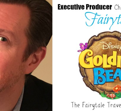 Chris Gilligan The Fairytale Traveler