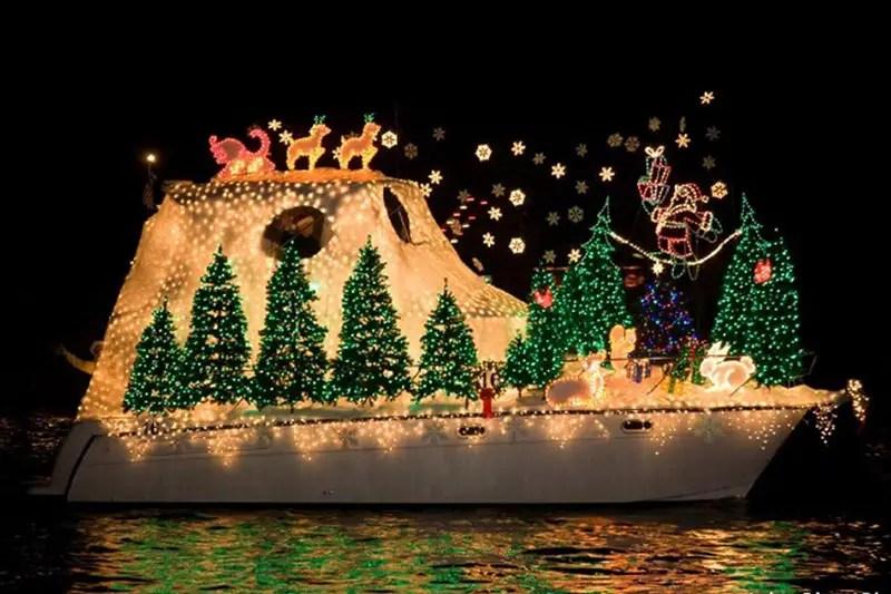 Christmas ports - LA