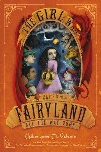 The Girl who chased Fairyland fantasy novel 2016, book launch, 2016 sci-fi and fantasy book releases