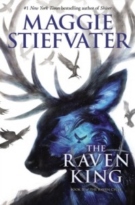 The Raven King by Maggie Stiefvater, sci-fi, fantasy novel, book release 2016, 2016 sci-fi and fantasy book releases