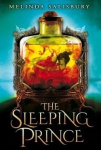 The Sleeping Prince by Melinda Salisbury, sci-fi, fantasy novel, release 2016, 2016 sci-fi and fantasy book releases