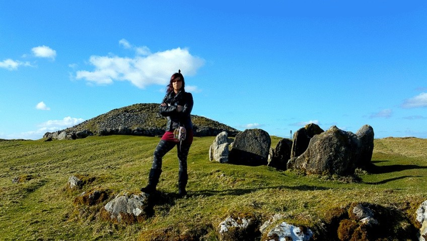 Loughcrew, The Fairytale Traveler, Christa Thompson