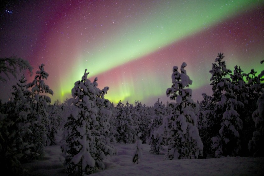 Northern Lights, The NOrthern LIghts, Where are the northern lights, Best place to see the northern lights, travel guide, Finland, Lapland Finland