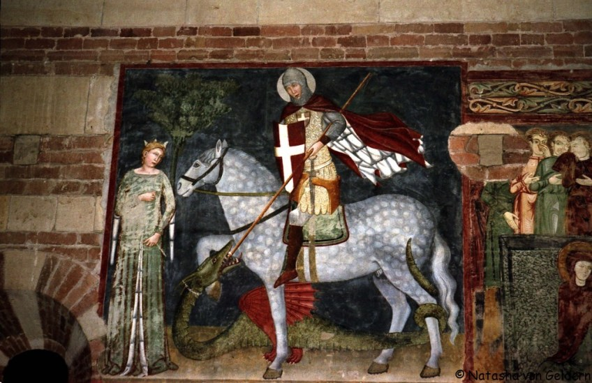 St George and the Princess, Verona