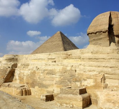 unique things to do in Egypt, The Great Sphinx and the gods of egypt