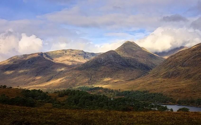 Scotland Glen Affric Disney Brave