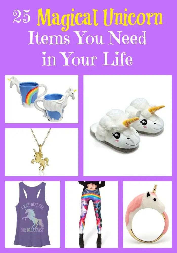 magical unicorn clothing