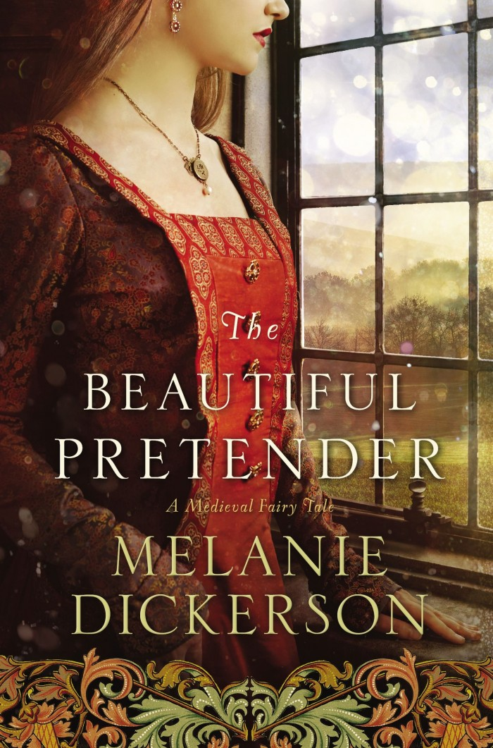 The Beautiful Pretender, Review, book cover, malanie dickerson