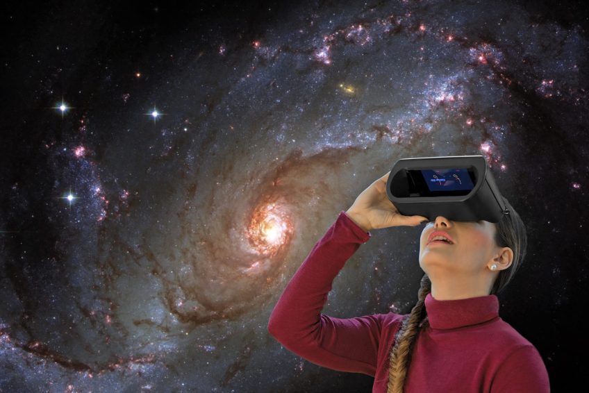 Universe2Go, Universe2Go review, technology, at home planetarium