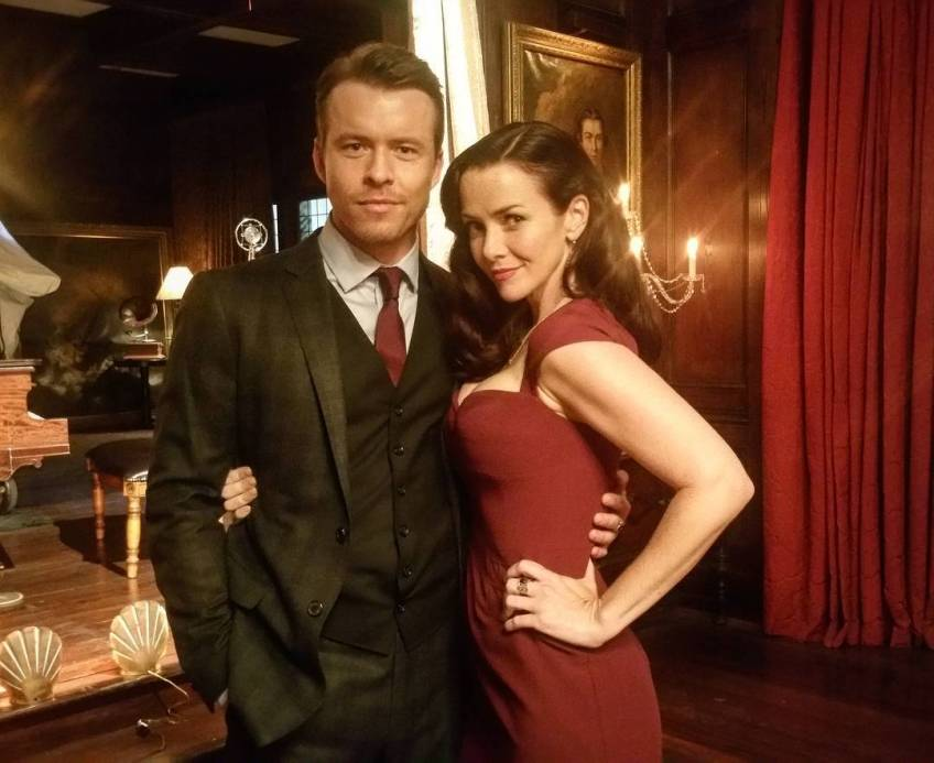 Todd Lasance, The Vampire Diaries, Annie Wersching