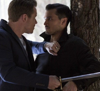 Enzo, Julian, The Vampire Diaries