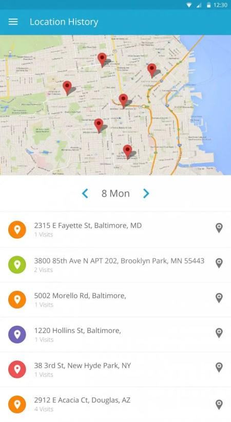 locator app