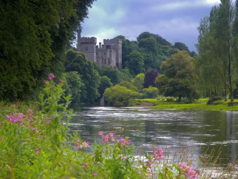 Waterford Castle, Castle hotels
