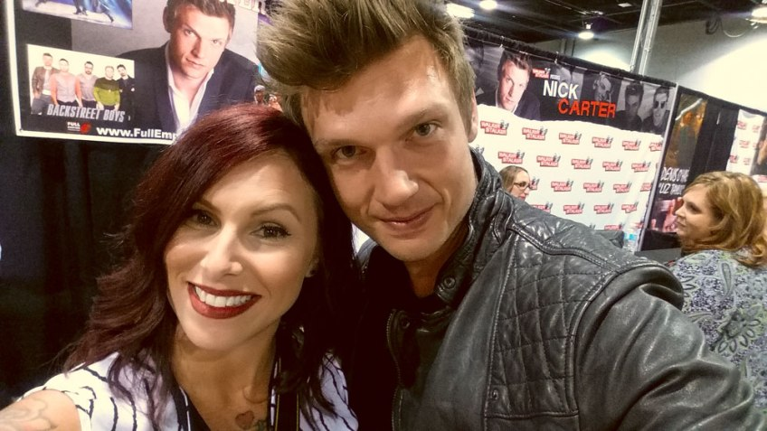 Nick Carter, Backstreet Boys, Christa Thompson, The fairytale Traveler, Walker Stalker, Chicago