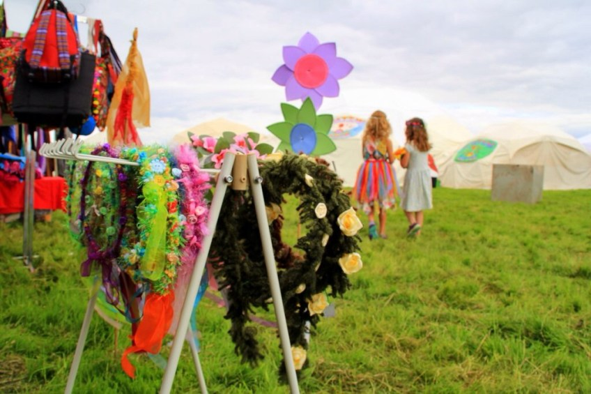 Three Wishes Faerie Festival Photo by Natasha von Geldern