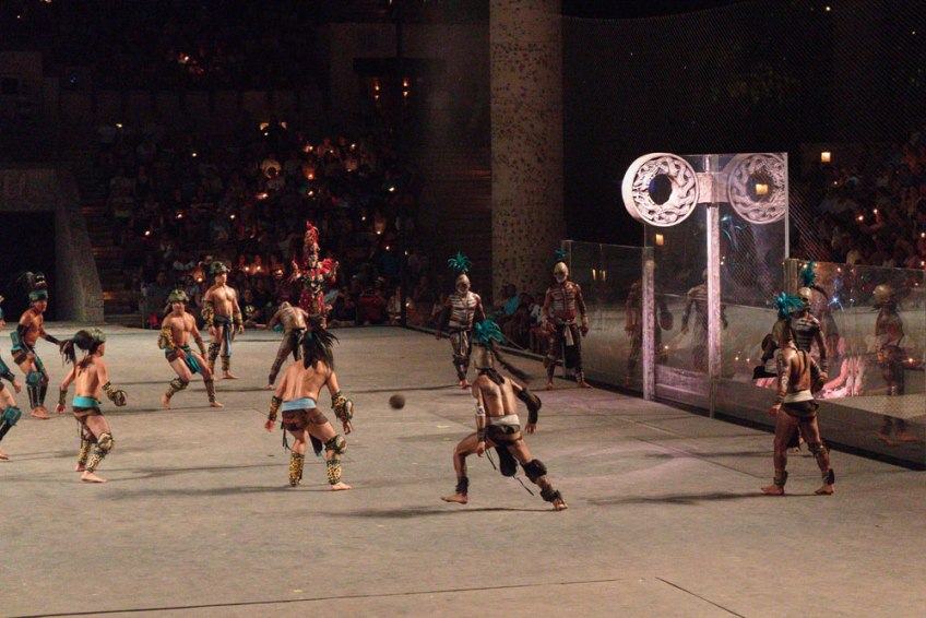 Day of the Dead vacation, Xcaret, Mexico, dia de los muertos, mayan ball game