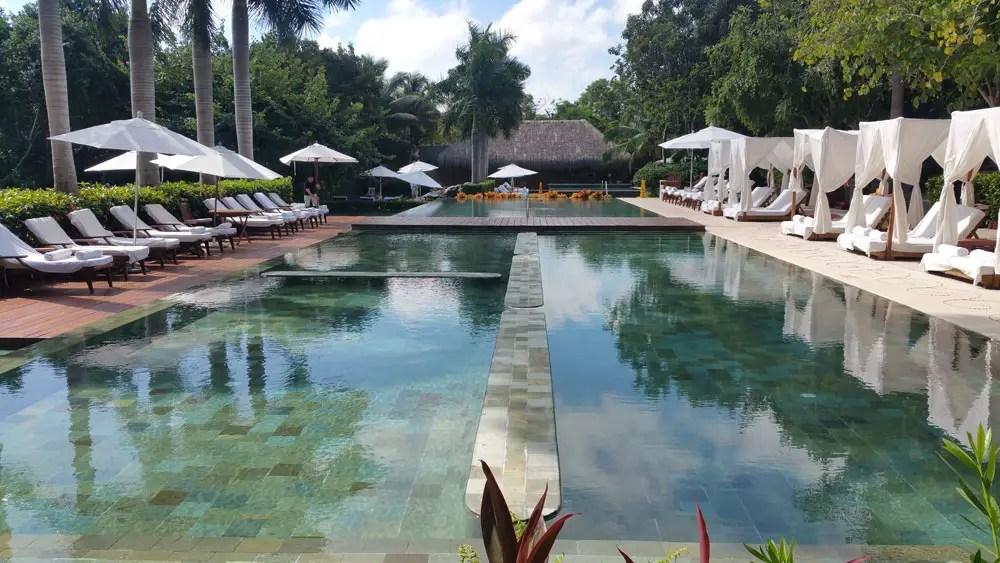 Grand Velas, swimming pool,