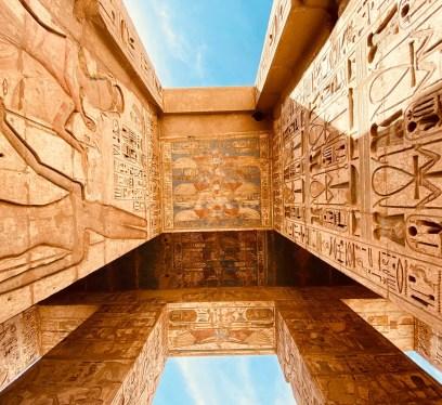 The Theban Necropolis, Al Aqaleta, Egypt