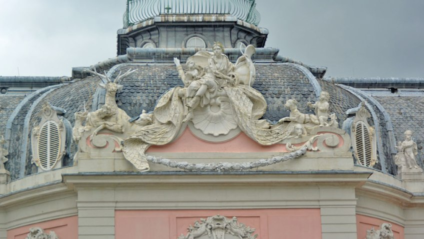 Things to do in Dusseldorf, Benrath Palace