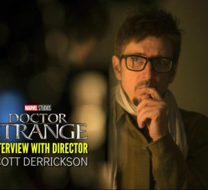 scott derrickson, doctor strange, director of doctor strange, interview