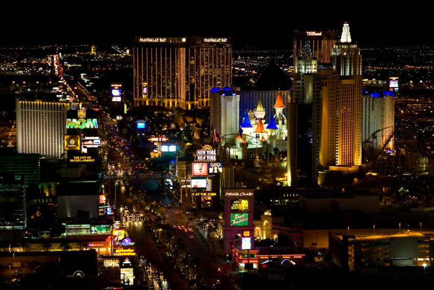 Top Winter Destinations, make money in a casino without gambling, Las Vegas Strip