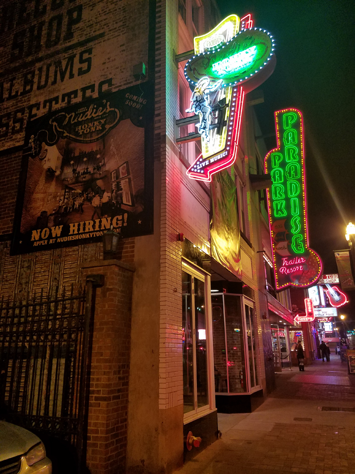 Things to do in Nashville, broadway,
