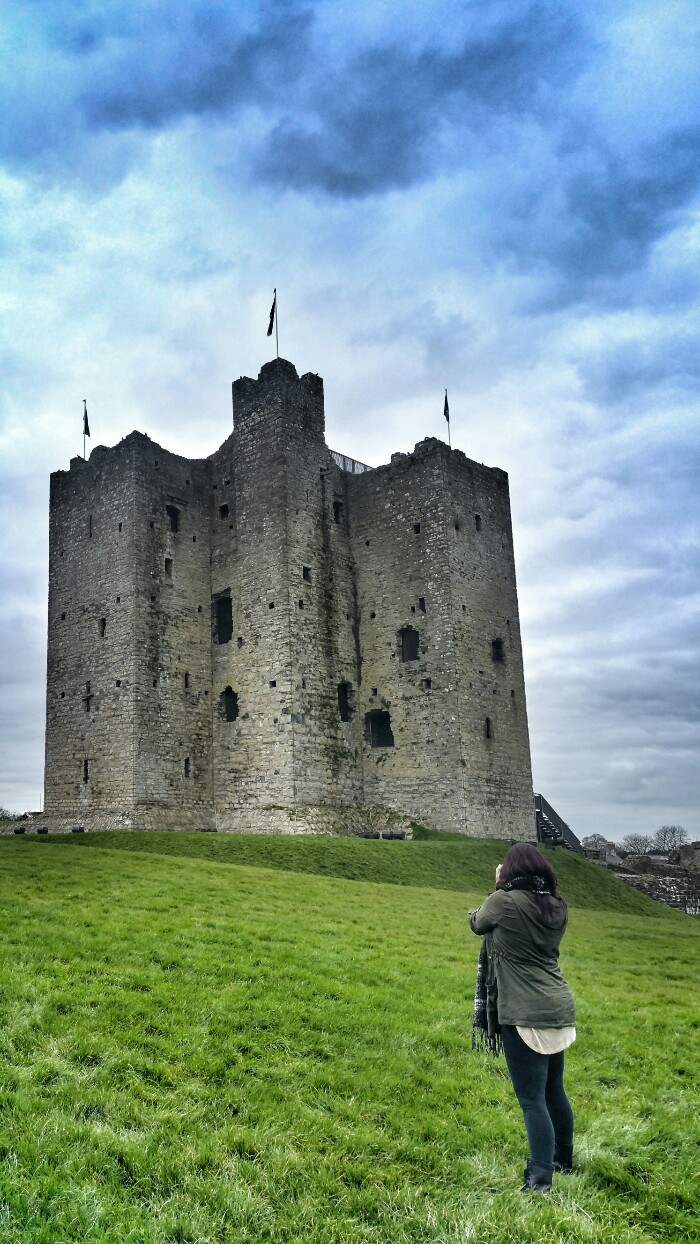 Ireland's Ancient East, Trim Castle, Christa Thompson, traveling alone