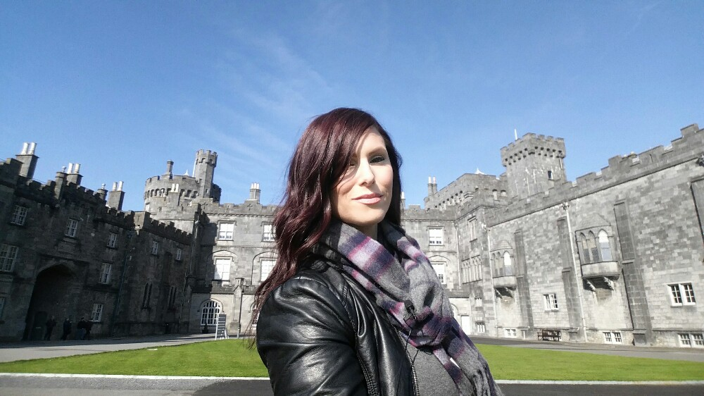 Ireland's Ancient East, Kilkenny Castle, Christa Thompson