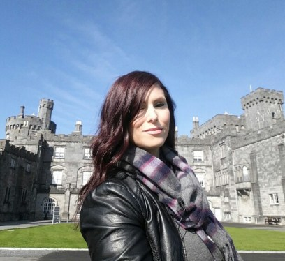 Ireland's Ancient East, Kilkenny Castle, Christa Thompson, money while traveling