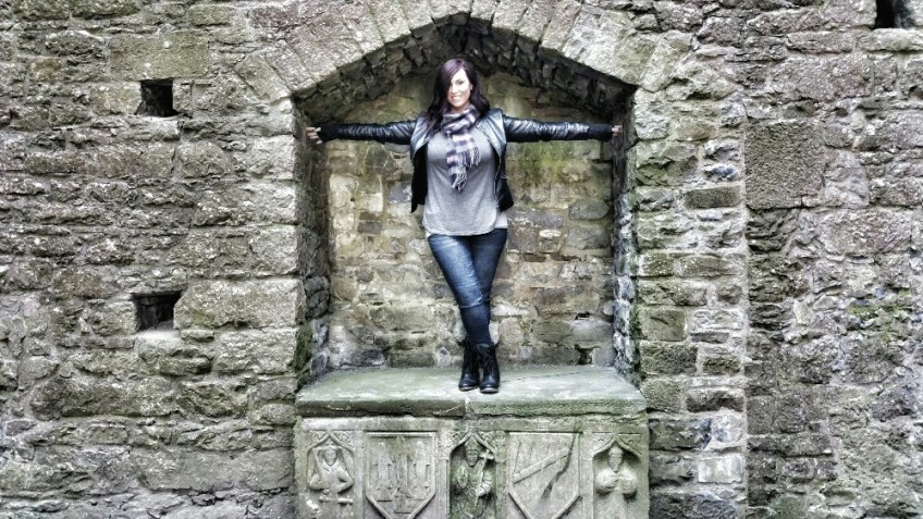 Ireland's Ancient East, The Rock of Cashel, Christa Thompson, traveling for the first time