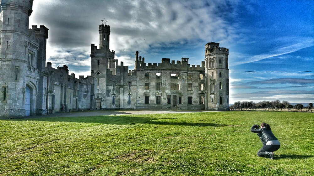 Ireland's Ancient East, Duckett's Grove, Christa Thompson