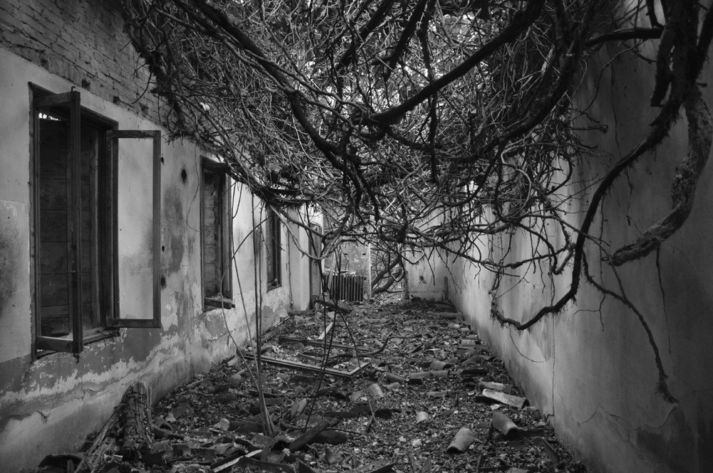 most haunted places in europe, poveglia island