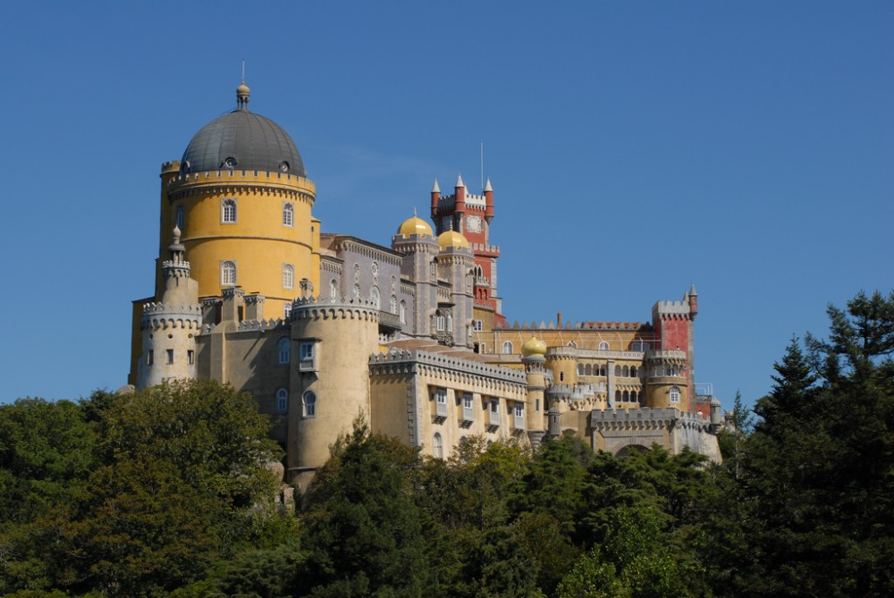 Sintra, Portugal, magical destinations in europe