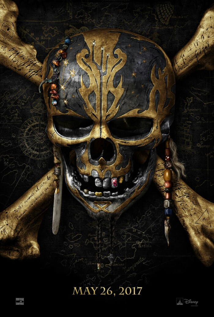 Pirates of the Caribbean, Dead Men Tell No Tales