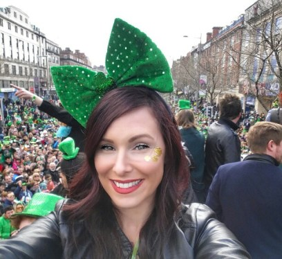 St. Patrick's Day Holiday, Dublin, christa thompson