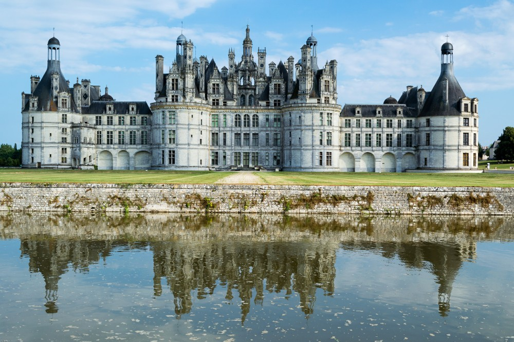 magical chateaus in france