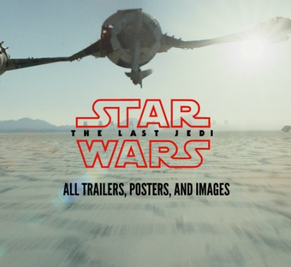 Star wars the last jedi feature